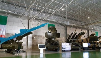 نمایشگاه دائمی توانمندیهای نیروی هوافضای سپاه افتتاح شد