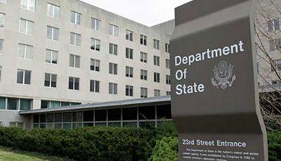 واکنش آمریکا به تنشها میان جمهوری آذربایجان و ارمنستان