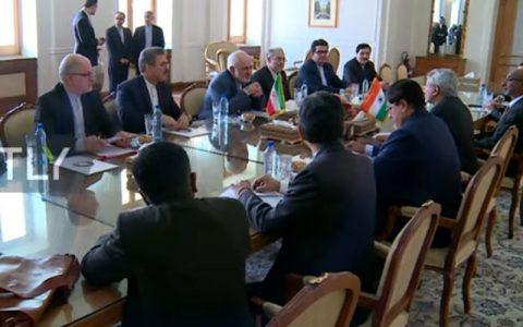 وزیر خارجه هند وارد تهران شد وزیر خارجه هند, تهران