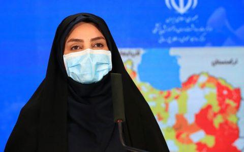 کرونا جان ۱۱۰ نفر دیگر را در ایران گرفت سیما سادات لاری, کووید۱۹