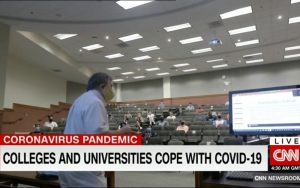 کرونا دانشگاههای آمریکا را فلج کرد