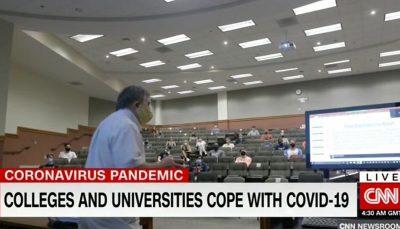 دانشگاههای آمریکا را فلج کرد