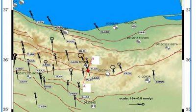 گسل مشاء عامل زلزله ۳ ریشتری شب گذشه در دماوند بود
