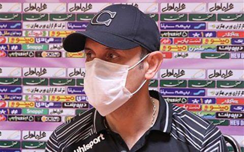 گلمحمدی: هر ۴ بازی باقیمانده ما شبیه فینال است