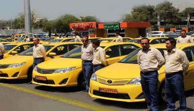 یک بام و دو هوای بیمه رانندگان تاکسی