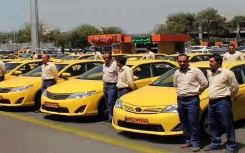 بام و دو هوای بیمه رانندگان تاکسی