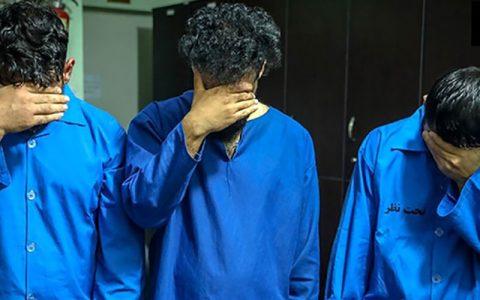 ۱۸ سال حبس برای ۳ داعشی در ایران