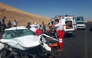 ۲ کشته در سانحه رانندگی تبریز