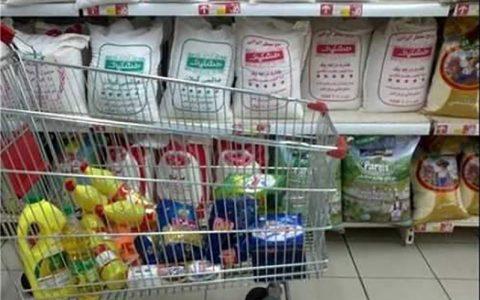 10 درصد حقوق کارگران برای خرید یک کیسه برنج!
