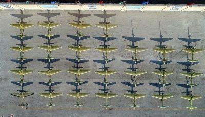 تحویل ۱۸۸ فروند پهپاد و بالگرد به نیروی دریایی سپاه/ رونمایی از ۳ پهپاد کاملا جدید/ تصاویر
