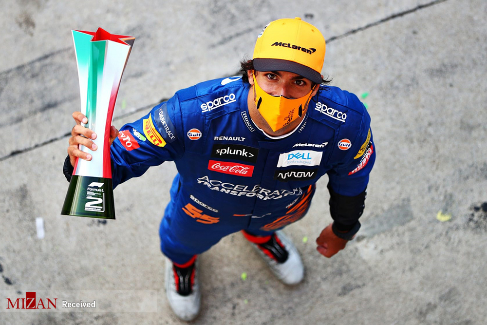 فرمول یک (۲۰۲۰) - مرحله هشتم - پیست مونزا ، ایتالیا