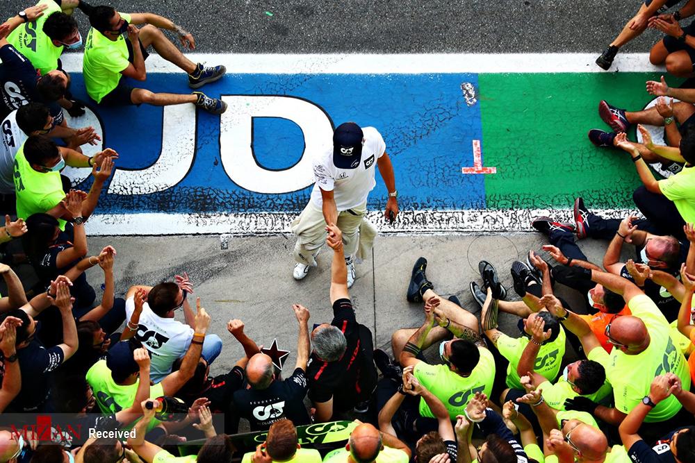 2744574 600 فرمول یک قهرمانی جهان, مونزا, ایتالیا