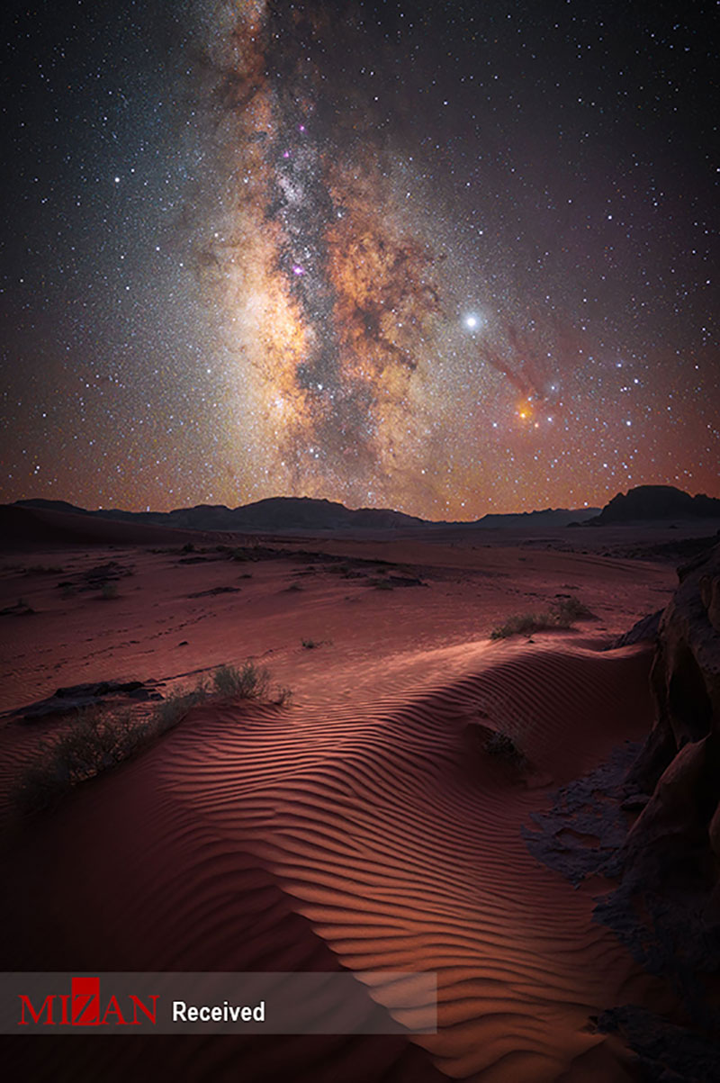برندگان نهایی مسابقه عکاسی نجوم (۲۰۲۰)