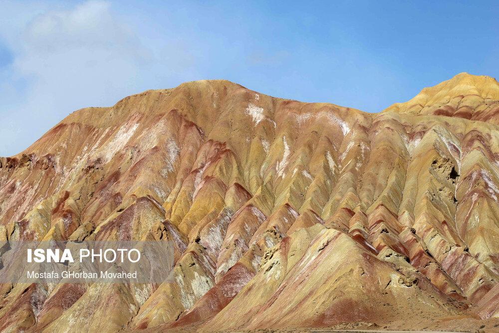 61725314 کوه های رنگی, آلاداغلار
