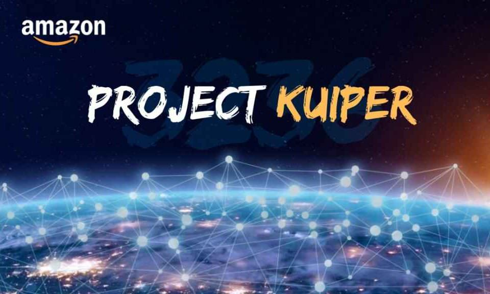 amazon project kuiper اینترنت استارلینک, ماهواره استارلینک, اسپیس ایکس, اینترنت رایگان