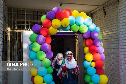 آغاز سال تحصیلی در تهران /عکس