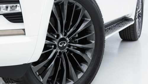 اینفینیتی کیو اکس80؛ شاسی بلند لوکس 2021 با طراحی متفاوت/تصاویر