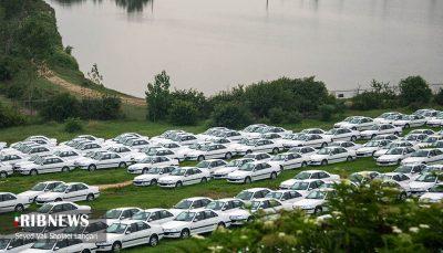 واکنش ایران خودرو به خبر احتکار خودرو در بابل