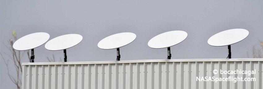 starlink dishes e1599730511569 اینترنت استارلینک, ماهواره استارلینک, اسپیس ایکس, اینترنت رایگان