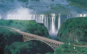 آبشار ویکتوریا آبشار ویکتوریا