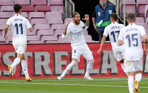 وضعیت تمدید قرارداد راموس با رئال مادرید
