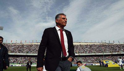 اتهام سنگین عضو سابق AFC به کارلوس کی روش / عکس
