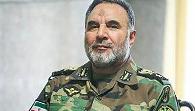 ارتش هیچ خطری مرزهای شمالغرب کشور را تهدید نمیکند مرزهای شمالغرب, ارتش