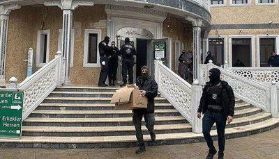 اردوغان حمله پلیس آلمان به یک مسجد را محکوم کرد