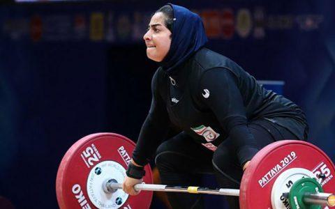 نفرات دعوت شده به تیم ملی وزنهبرداری بانوان مشخص شد
