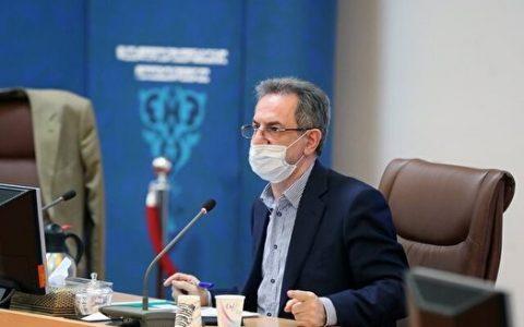 ماسک از درب منازل در تهران از هفته آینده