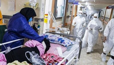 افزایش مرگ و میر بیماران کرونایی در استان تهران بیماران کرونایی, استان تهران