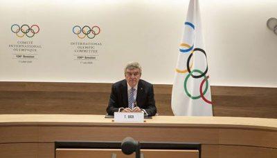 انتخابات و المپیک توکیو