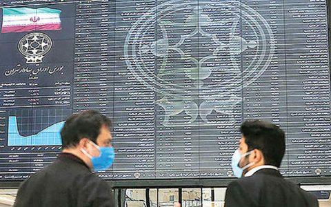 انجماد پولی در بازار سهام بازار سهام, شاخص بورس تهران