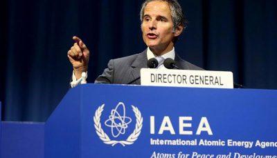 ایران سایت جدید هستهای زیرزمینی در نطنز احداث میکند سایت هستهای نطنز, رافائل گروسی