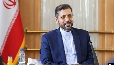 تحریم دارویی ایران جنایت علیه بشریت است سعید خطیب زاده, تحریم دارویی ایران