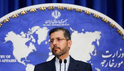 یادداشت رسمی اعتراض شدید ایران به آذربایجان و ارمنستان