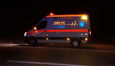 تصادف در گتوند ۲ کشته و ۲ مصدوم بر جا گذاشت