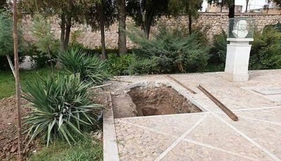 تغییر محل تدفین استاد شجریان با درخواست خانواده
