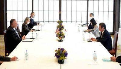 تقدیر وزیر خارجه آمریکا از نخستوزیر جدید ژاپن