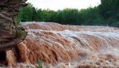 تلف شدن 300 راس دام و قطع راه ارتباطی 3 روستا شهرستان هرسین, سیلاب