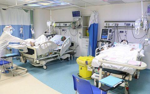 تمام بیمارستانهای تهران درگیر کرونا هستند/ لزوم تدوین محدودیتهای منسجم ۶ ماهه در تهران