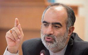 توصیه توئیتری حسام الدین آشنا به مردم درباره انتخابات 1400