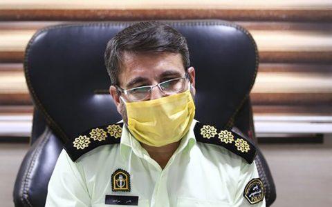 جزییات اجرای تعطیلی یک هفتهای تهران توسط پلیس تشریح شد سامانه بارشی, سازمان هواشناسی