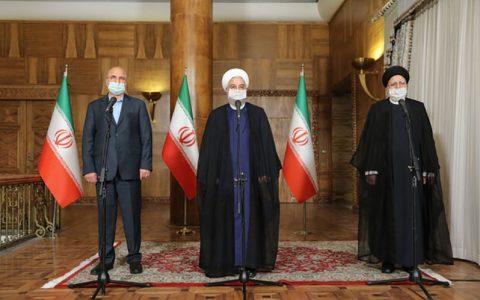 واکنش سلیمی به لغو جلسه سران قوه توسط روحانی