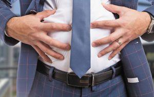 خطر مرگ زودرس ناشی از چربی شکمی حتی در افراد کموزن