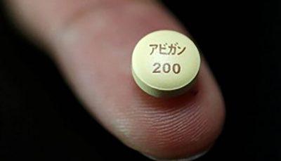 داروی جدید بیماری کووید 19 در انتظار تایید دولت ژاپن داروی آنفلوآنزای آویگان, کووید-19