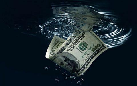 دلار عقب رفت دلار, اقتصاد آمریکا