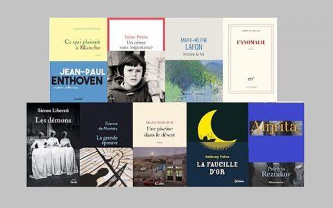 راهیافتگان به دور دوم جایزه رنودو فرانسه شناخته شدند