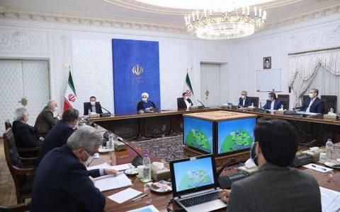 روحانی وزارت صمت اطلاعات زنجیره تامین و توزیع کالا را در دسترس همگان قرار دهد وزارت صمت, روحانی