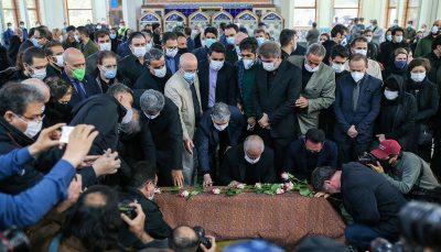 ساعت دقیق مراسم تدفین استاد شجریان مشخص شد